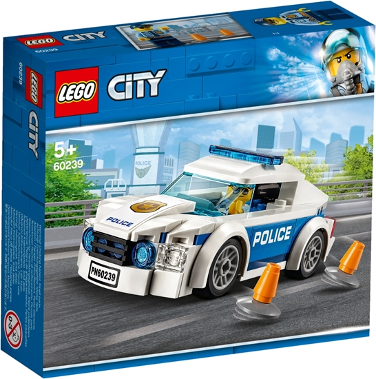Picture of Lego City patrol car 60239