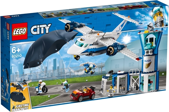 Picture of Lego City Police Air Station 60210