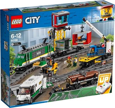 Picture of LEGO City Train 60198