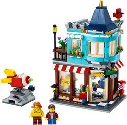 Picture of LEGO Creator - 3 in 1 town house toy store (31105)