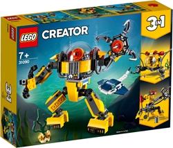 Picture of LEGO Creator 31090 - Underwater Robot