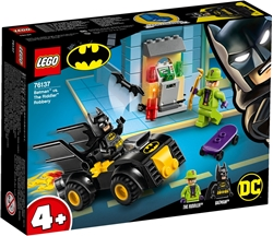 Picture of LEGO DC Batman 76137 - Batman Vs. the robbery of the Riddler, Bauset
