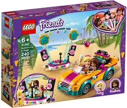 Picture of LEGO Friends - Andrea's Stage & Car (41390)