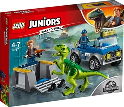 Picture of LEGO Juniors rescue truck for the Raptor 10757 entertainment toy