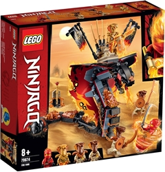 Picture of LEGO Ninjago - Fire Serpent (70674)