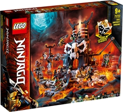 Picture of LEGO Ninjago - Skull Mage Dungeon (71722)