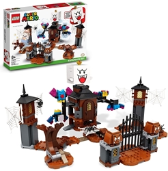 Picture of LEGO Super Mario 71377 King Boo and the Haunted Yard Expansion Set