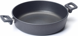 Picture of Woll nowo Titanium induction cast casserole, with 2 side handles 32cm