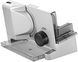Picture of Ritter E 16 DUO-Plus food slicer, electric with ECO motor