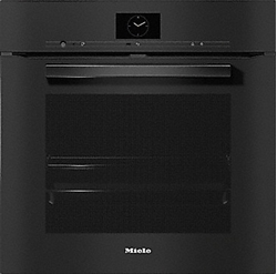 Picture of Miele H 7660 BP built-in oven obsidian black