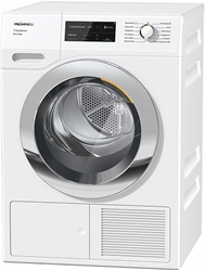 Picture of Miele TEJ 675 WP heat pump dryer lotus white / A +++
