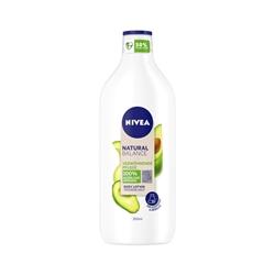 Picture of NIVEA Body lotion natural balance avocado, 350 ml