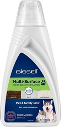 Picture of Bissell 2550 Multi-Surface Pet Cleaner with Febreze Fragrance, Specially Designed for Pet Dirt, for Crosswave, Crosswave Pet Pro and Spinwave, 1 x 1 L