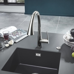 Picture of Grohe Zedra the NEW single-lever kitchen mixer, chrome (32294001)