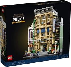 Изображение LEGO 10278 Police Station