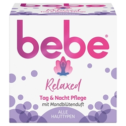 Picture of BEBE Relaxing care day & night, 50 ml