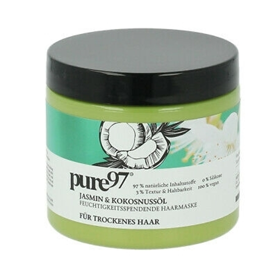 Picture of pure97 Hair mask jasmine & coconut oil, 200 ml