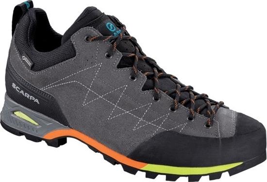 Picture of Scarpa Zodiac Gore-TEX Tech Approach Hiking Shoe, Colour: Shark