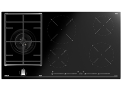 Picture of TEKA JZC 95314 ABN BK Gas induction hob