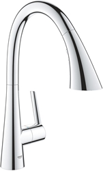 Picture of Grohe Zedra (32294002) single-lever kitchen mixer chrome