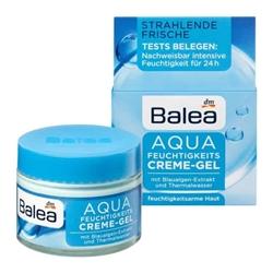 Picture of Balea Day Cream Aqua Moisturizing Cream Gel, 50 ml