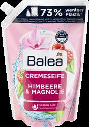 Picture of Balea Liquid soap raspberry & magnolia refill pack, 750 ml