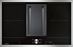 Picture of Gaggenau CV 282 110 (CV282110) Flex induction hob with integrated ventilation system series 200