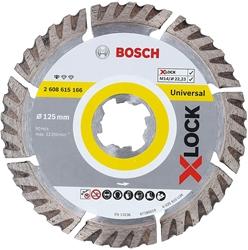 """תמונה של דיסק מקצועי חיתוך יהלום של Bosch (אוניברסלי, X-LOCK, קוטר : 22.23 מ""""מ, רוחב חיתוך 2 מ""""מ)"""