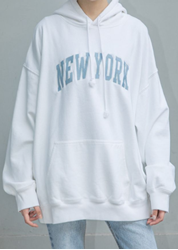 Picture of Brandy Melville CHRISTY NEW YORK HOODIE