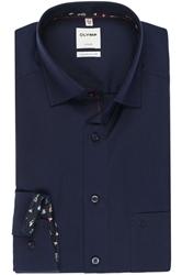 תמונה של חולצת כפתורים  OLYMP LUXOR COMFORT FIT SIZE L