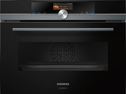 Picture of Siemens studioLine CM836GPB6  Compact oven with microwave