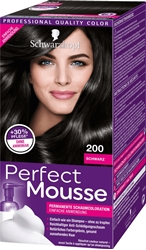 Picture of Schwarzkopf Perfect Mousse Hair color foam