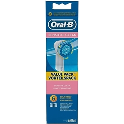 Picture of Oral-B Toothbrush brush heads 6 pieces