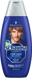 Picture of Schwarzkopf Schauma Shampoo For Men 400 ml