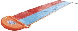 Picture of Bestway H20 Go Single Slide Water Slide, Double, Orange