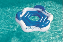 Picture of Bestway Luxury 3-seater inflatable island