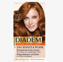 תמונה של צבע לשיער Diadem Coloration Herbst-Gold 721
