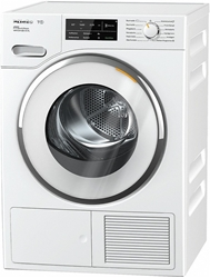 Picture of Miele TWJ 680 WP heat pump dryer lotus white / A +++