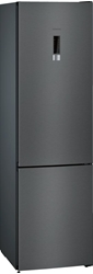 Picture of Siemens  KG39NXXDA iQ300, fridge / freezer combination (black)