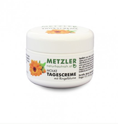 Picture of METZLER MOLKE-TAGESCREME, DAY CREAM WITH CALENDAR (50 ml)