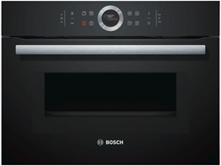 Picture of Bosch CMG633BB1 series 8, oven with microwave function black