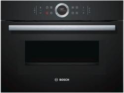 תמונה של Bosch CMG633BB1 סדרה 8, תנור עם פונקצית מיקרוגל שחור