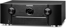 Picture of marantz SR6015 AV amplifier with 9-channel power amplifier, 11.2-channel signal processing for first-class 3D sound, 8K video and HEOS built-in