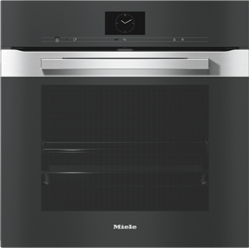 Picture of Miele H 7660 BP built-in oven Stainless steel CleanSteel