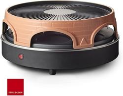 תמונה של תנור פיצה Pizzarette Emerio PO-113255.4 פיצה רקלט גריל 3 ב -1