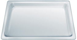 תמונה של תבנית זכוכית סימנס HZ636000, מגש אפייה (שָׁקוּף)