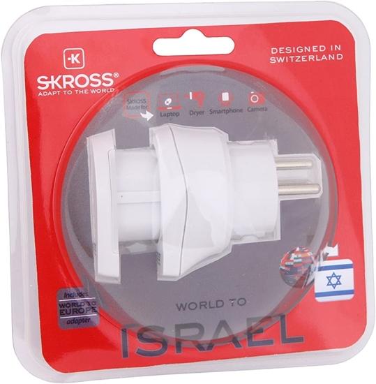 Picture of מתאם חשמל לישראל SKROSS