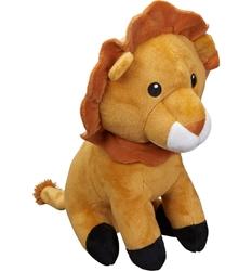 תמונה של צעצוע לכלב, אריה בישיבה
