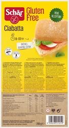 Picture of Schär Rolls, ciabatta baked rolls, gluten-free, 200 g