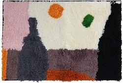 Picture of Indoor Doormat - Quick Drying Door Mat - Non-Slip Clean Run - Simple Doormat - Machine Washable Carpet (40 x 60 cm)